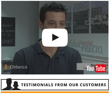 Testimonials from our customers