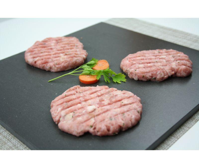 BURGER MEAT BASIC 1X2,5KG