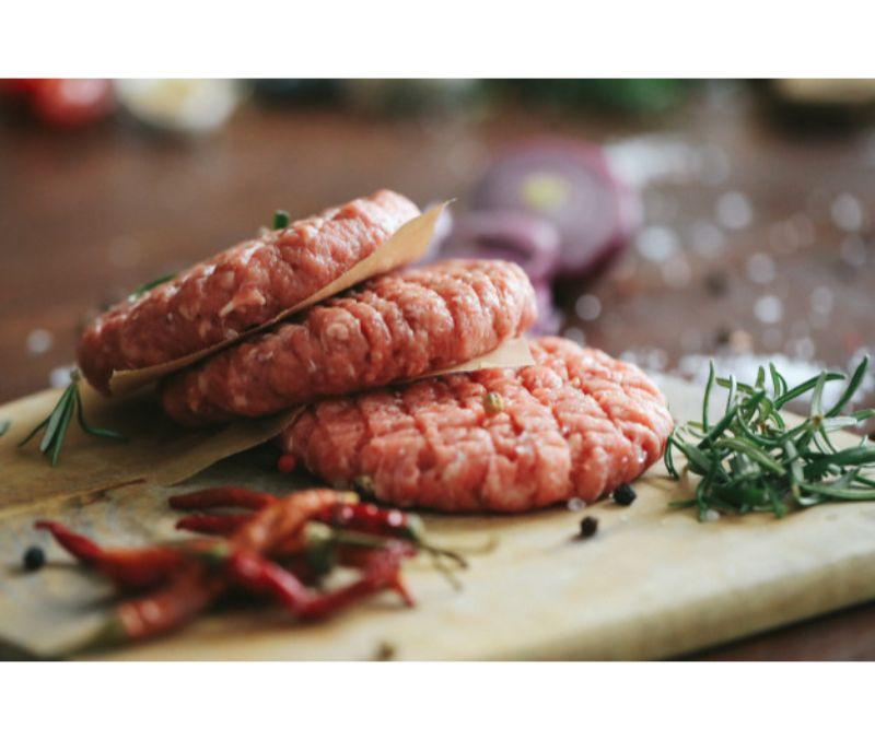 BURGER MEAT 100% POLLO ATM OBL 1X2,5KG