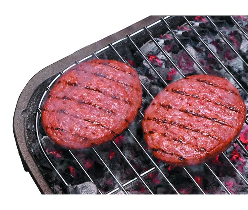 BURGER MEAT  100% VACUNO TGS 50X105GR
