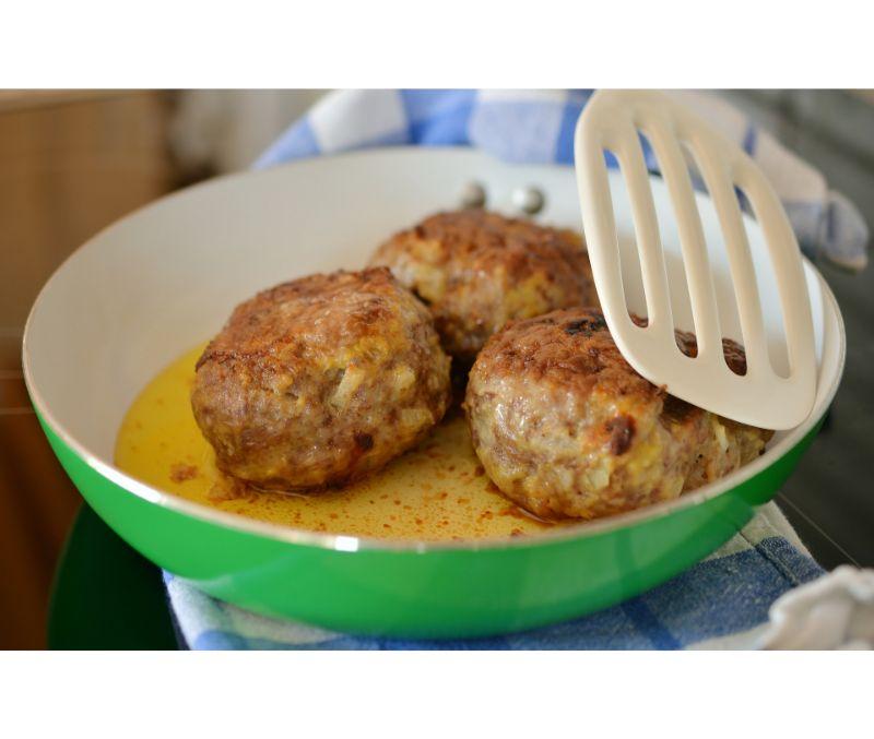 ALBONDIGAS(BURGER MEAT) TGG 3X2 KG